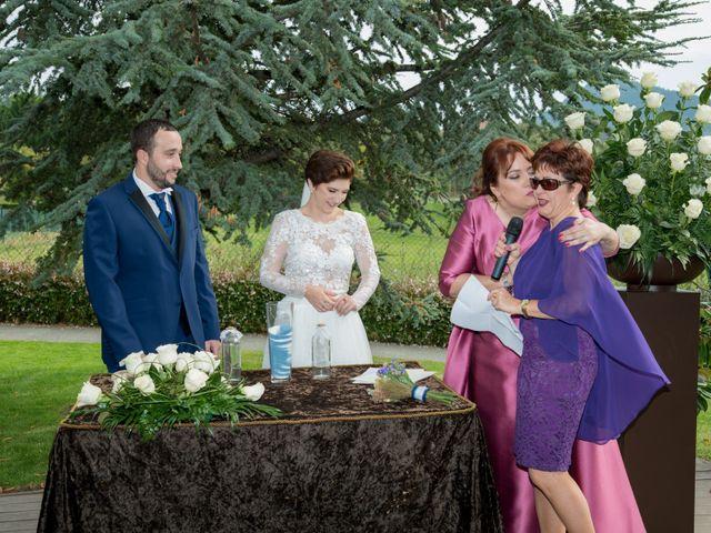 La boda de Iker y Silvia en Gorraiz, Navarra 17