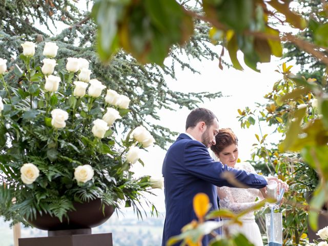 La boda de Iker y Silvia en Gorraiz, Navarra 22