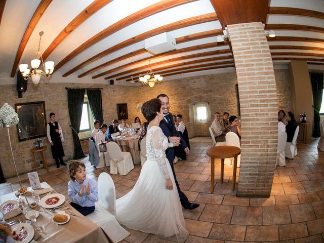 La boda de Iker y Silvia en Gorraiz, Navarra 29