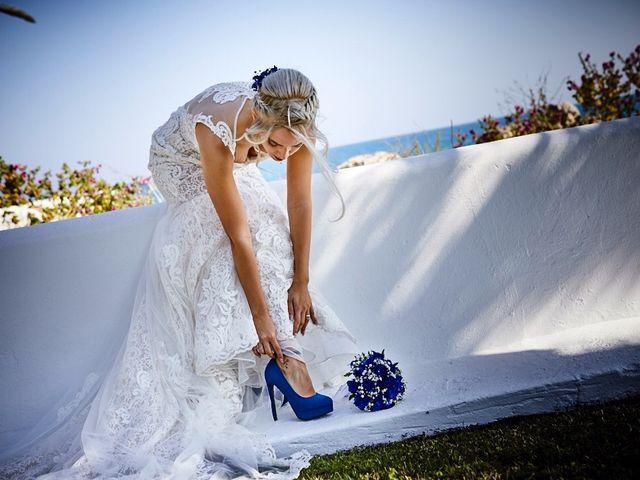 La boda de Jose y Clara en Santa Maria (Isla De Ibiza), Islas Baleares 1
