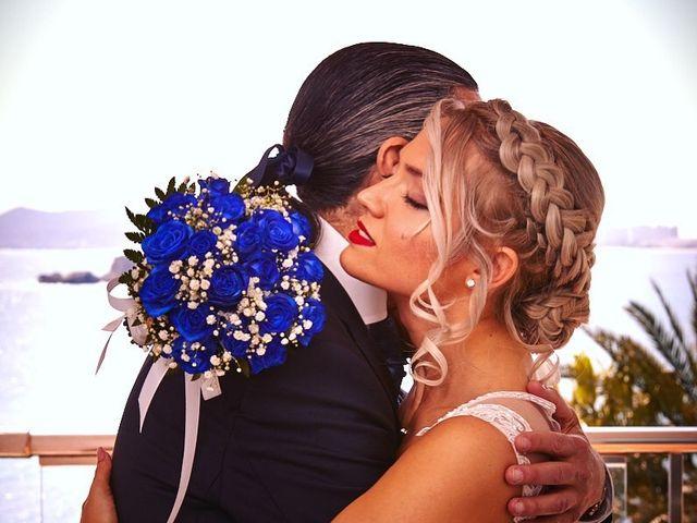 La boda de Jose y Clara en Santa Maria (Isla De Ibiza), Islas Baleares 2