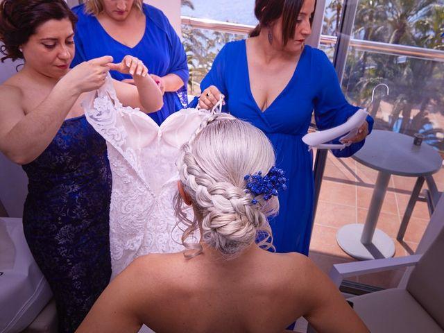 La boda de Jose y Clara en Santa Maria (Isla De Ibiza), Islas Baleares 3