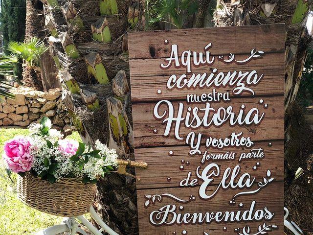 La boda de Jose y Clara en Santa Maria (Isla De Ibiza), Islas Baleares 4