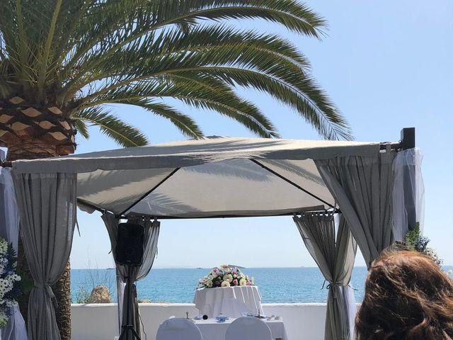La boda de Jose y Clara en Santa Maria (Isla De Ibiza), Islas Baleares 5