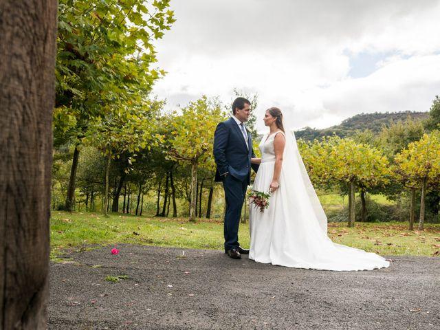 La boda de Iván y Vanesa en Lezama, Vizcaya 11