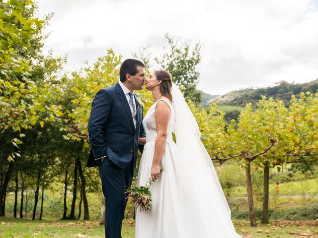 La boda de Iván y Vanesa en Lezama, Vizcaya 19
