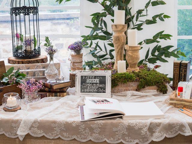 La boda de Iván y Vanesa en Lezama, Vizcaya 26