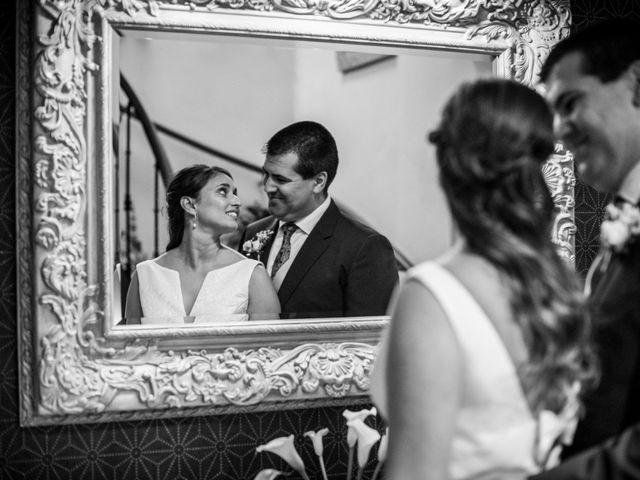 La boda de Iván y Vanesa en Lezama, Vizcaya 1