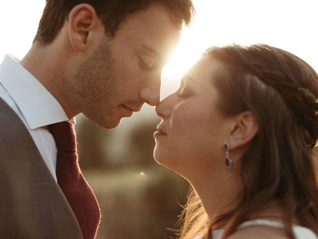 La boda de Clara y Cristian
