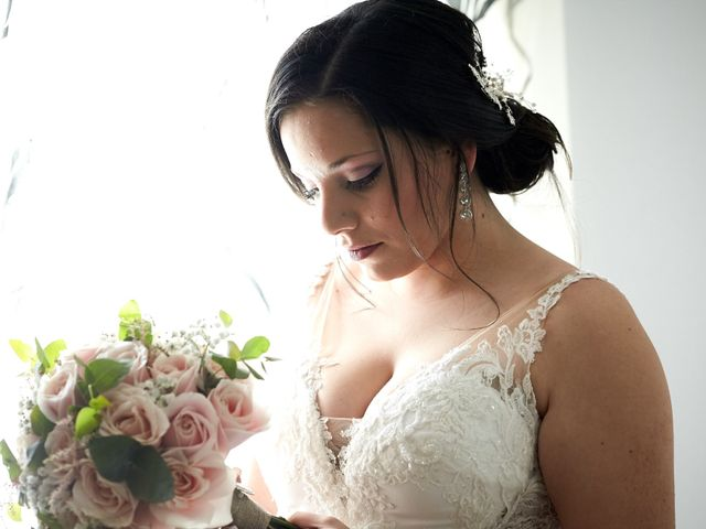 La boda de Jose Mª y Fina en El Raal, Murcia 5