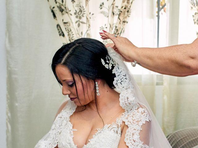La boda de Jose Mª y Fina en El Raal, Murcia 9
