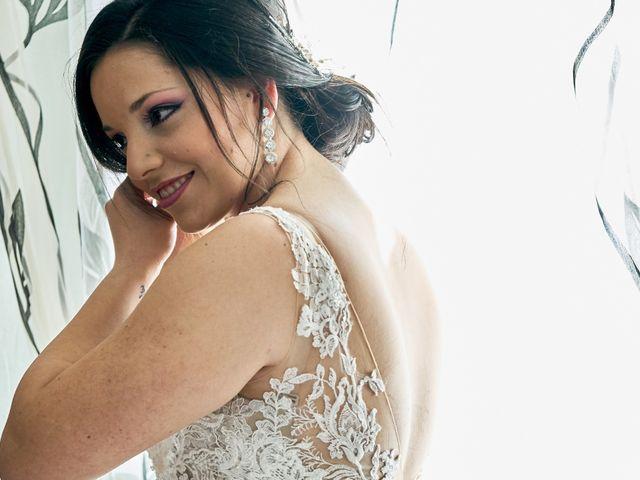 La boda de Jose Mª y Fina en El Raal, Murcia 12