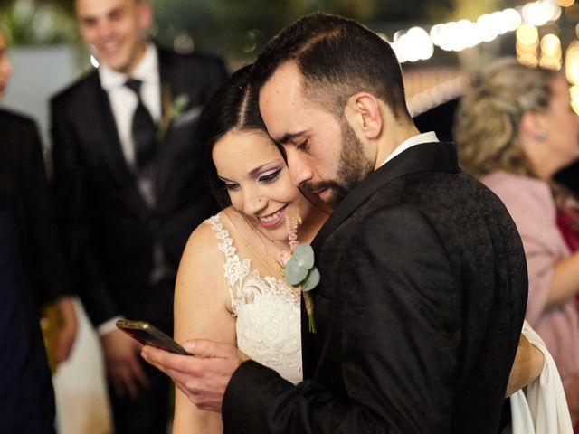 La boda de Jose Mª y Fina en El Raal, Murcia 36