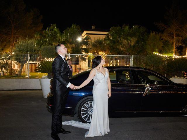 La boda de Jose Mª y Fina en El Raal, Murcia 37