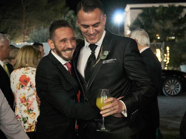La boda de Jose Mª y Fina en El Raal, Murcia 38