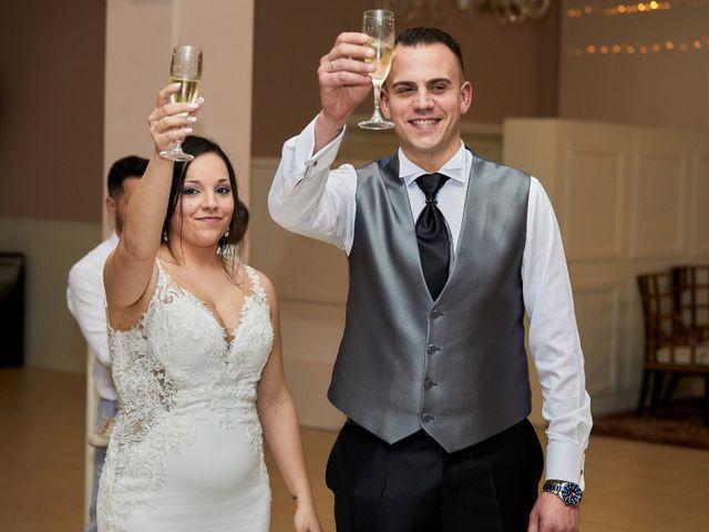 La boda de Jose Mª y Fina en El Raal, Murcia 41