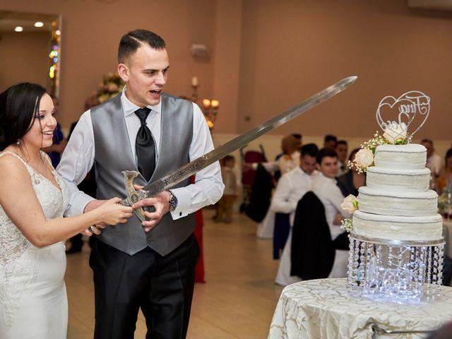 La boda de Jose Mª y Fina en El Raal, Murcia 42