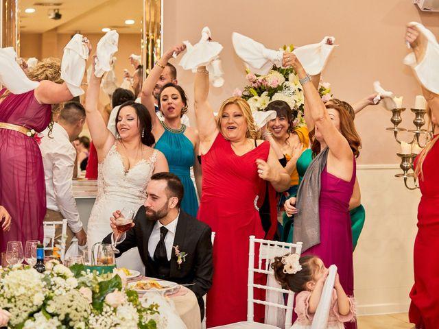 La boda de Jose Mª y Fina en El Raal, Murcia 44