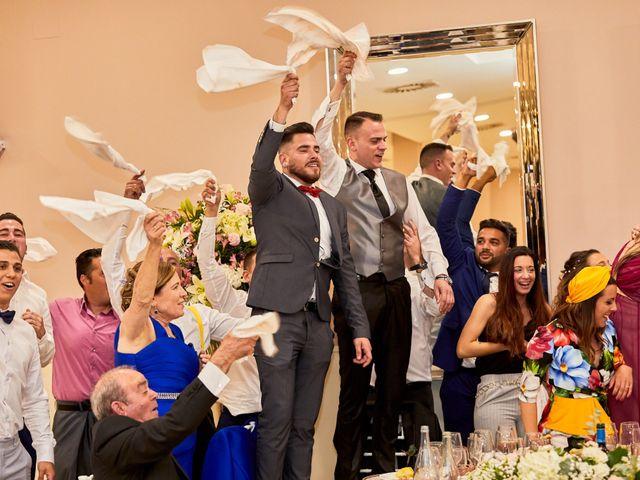 La boda de Jose Mª y Fina en El Raal, Murcia 45