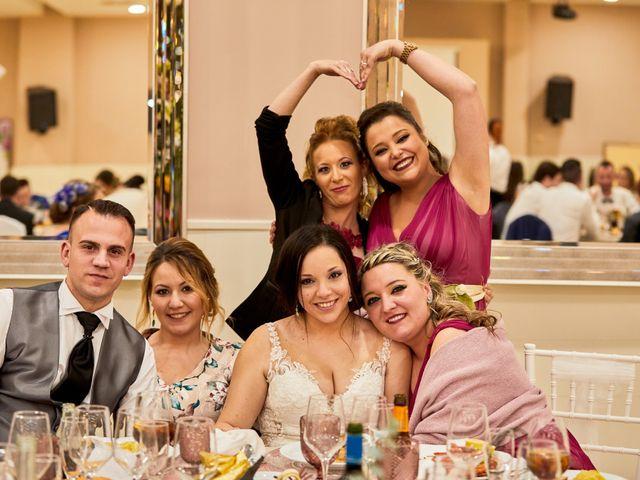 La boda de Jose Mª y Fina en El Raal, Murcia 46