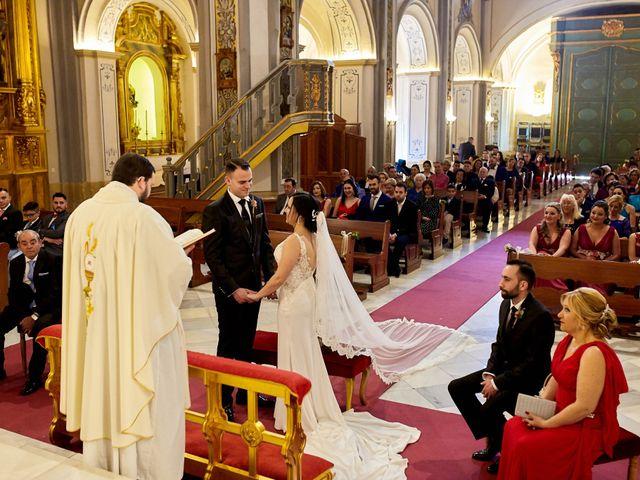 La boda de Jose Mª y Fina en El Raal, Murcia 47