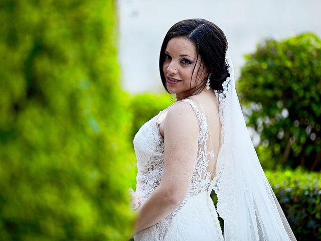 La boda de Jose Mª y Fina en El Raal, Murcia 49