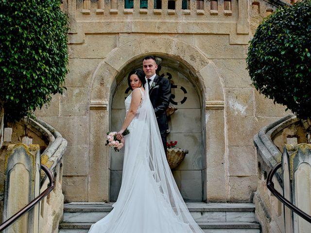 La boda de Jose Mª y Fina en El Raal, Murcia 50