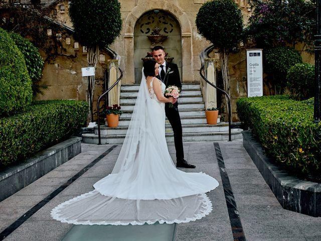 La boda de Jose Mª y Fina en El Raal, Murcia 51