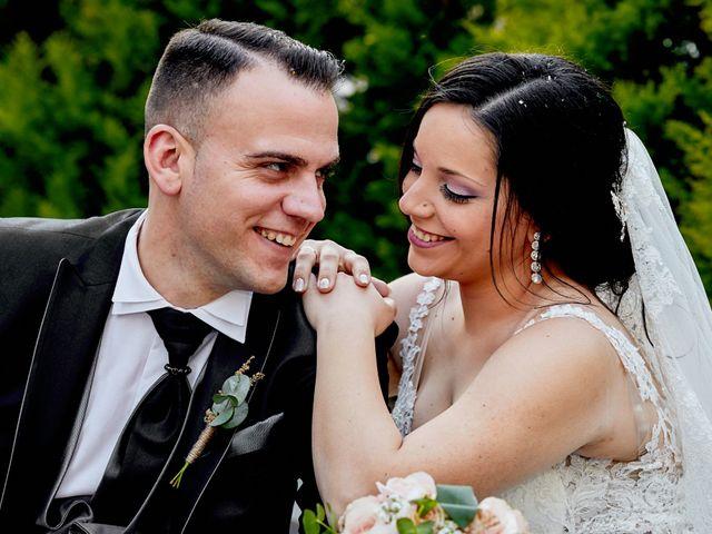 La boda de Jose Mª y Fina en El Raal, Murcia 52