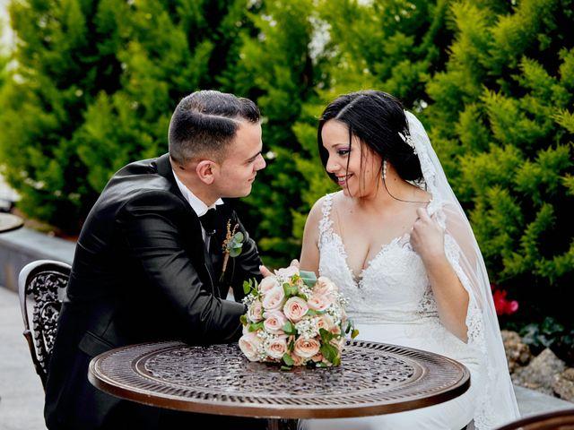 La boda de Jose Mª y Fina en El Raal, Murcia 53