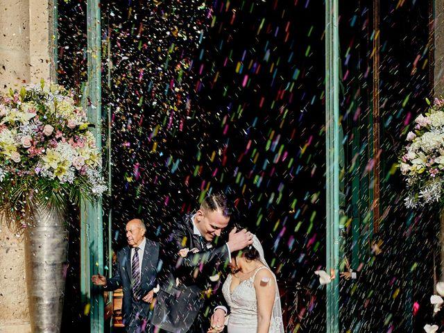 La boda de Jose Mª y Fina en El Raal, Murcia 54