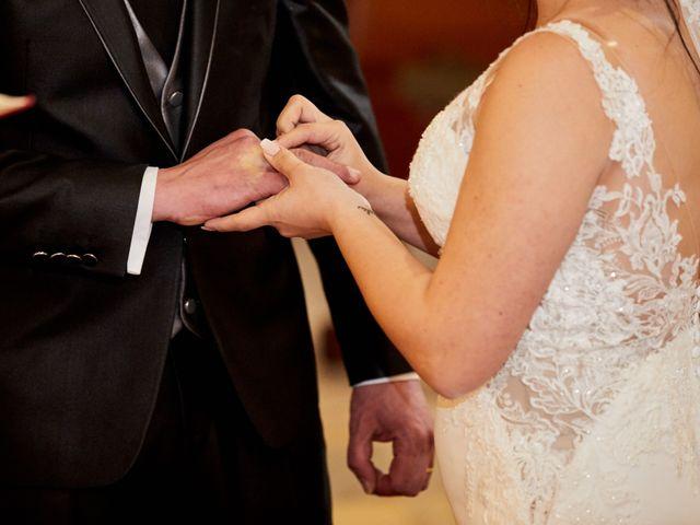 La boda de Jose Mª y Fina en El Raal, Murcia 59
