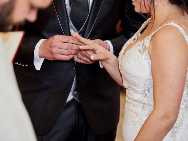 La boda de Jose Mª y Fina en El Raal, Murcia 60