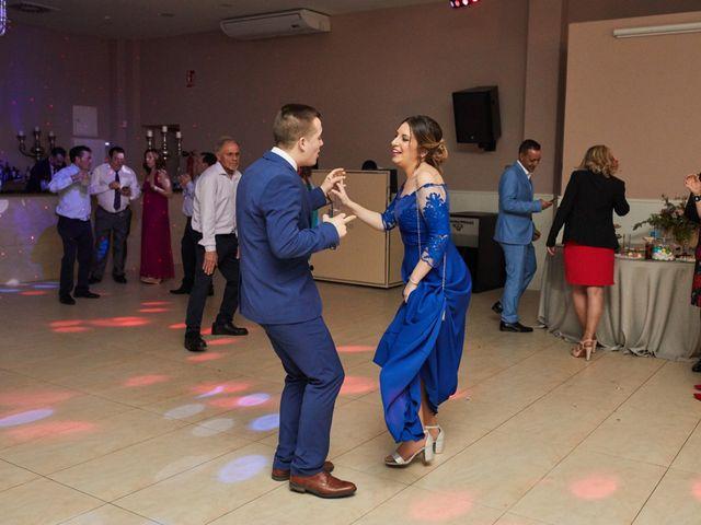 La boda de Jose Mª y Fina en El Raal, Murcia 62