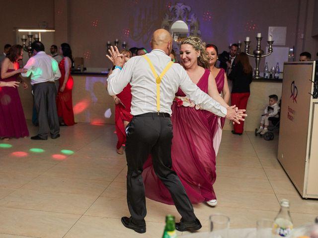 La boda de Jose Mª y Fina en El Raal, Murcia 63