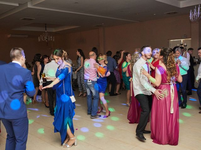 La boda de Jose Mª y Fina en El Raal, Murcia 65