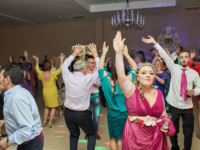 La boda de Jose Mª y Fina en El Raal, Murcia 66