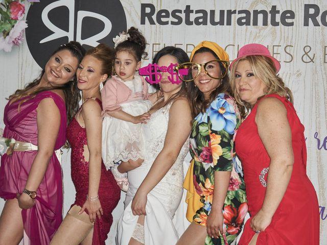 La boda de Jose Mª y Fina en El Raal, Murcia 68