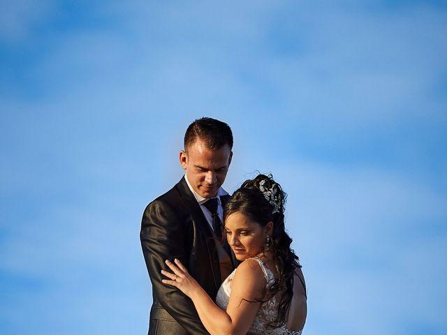 La boda de Jose Mª y Fina en El Raal, Murcia 73