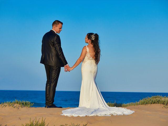 La boda de Jose Mª y Fina en El Raal, Murcia 74