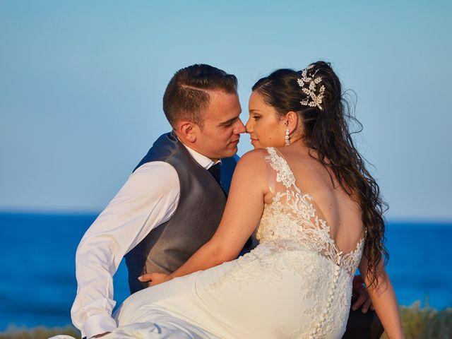 La boda de Jose Mª y Fina en El Raal, Murcia 75