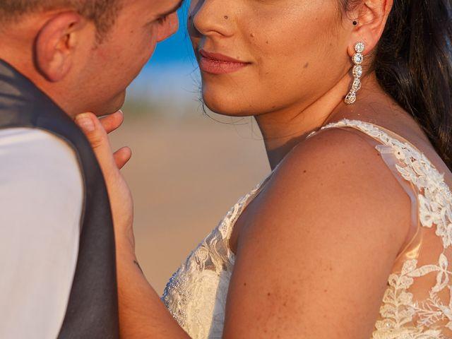 La boda de Jose Mª y Fina en El Raal, Murcia 77