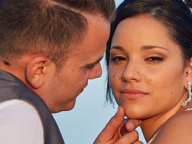 La boda de Jose Mª y Fina en El Raal, Murcia 78