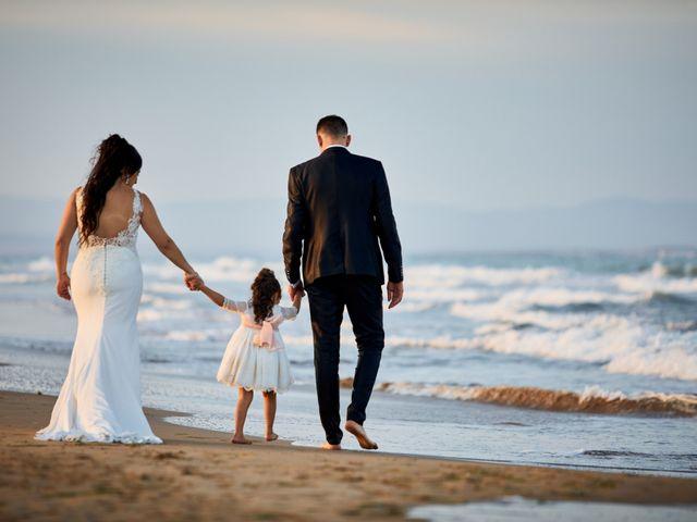 La boda de Jose Mª y Fina en El Raal, Murcia 80