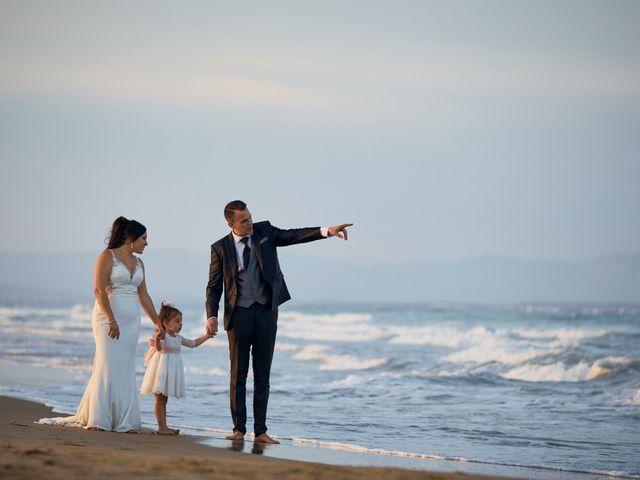 La boda de Jose Mª y Fina en El Raal, Murcia 81