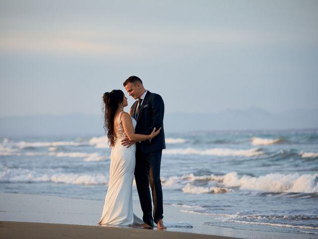 La boda de Jose Mª y Fina en El Raal, Murcia 82