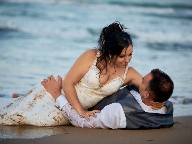 La boda de Jose Mª y Fina en El Raal, Murcia 87