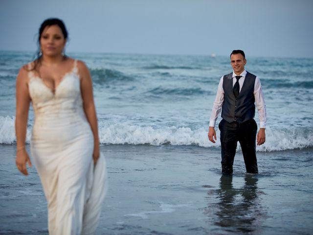 La boda de Jose Mª y Fina en El Raal, Murcia 90