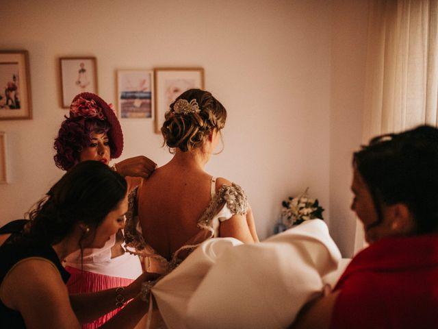 La boda de Kiko y Natalia en Santiago De Compostela, A Coruña 11