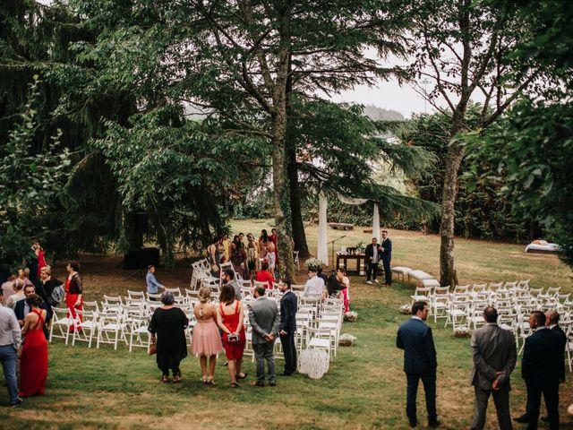 La boda de Kiko y Natalia en Santiago De Compostela, A Coruña 20
